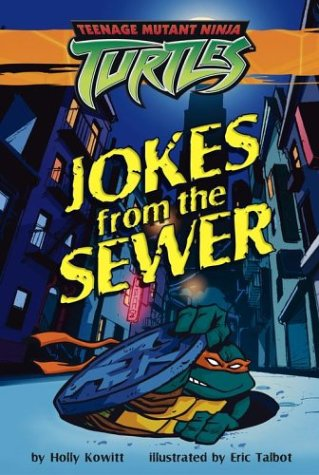 9780689869662: Jokes from the Sewer (Teenage Mutant Ninja Turtles)