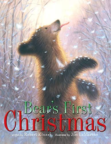 9780689869723: Bear's First Christmas