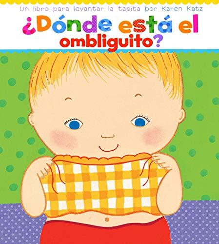 9780689869778: Donde Esta el Ombliguito?/ Where is Baby's Belly Button?