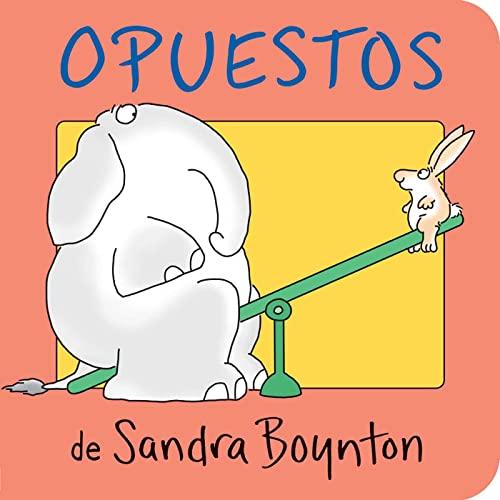9780689869785: Opuestos (Opposites) (Spanish Edition)