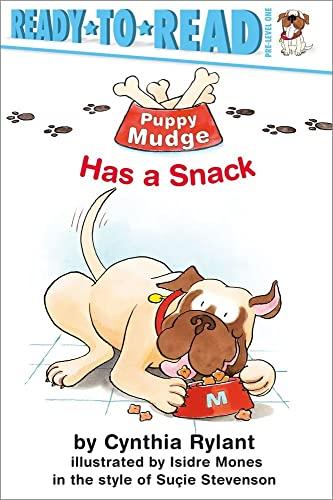 9780689869952: Puppy Mudge Has a Snack