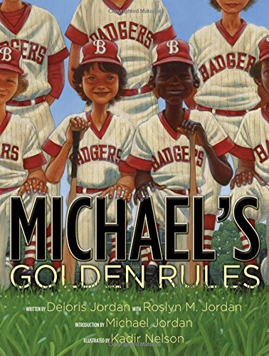 9780689870163: Michael's Golden Rules