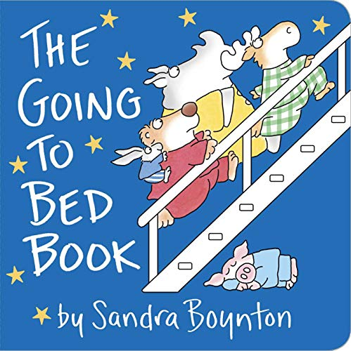 9780689870286: The Going to Bed Book: Lap Edition