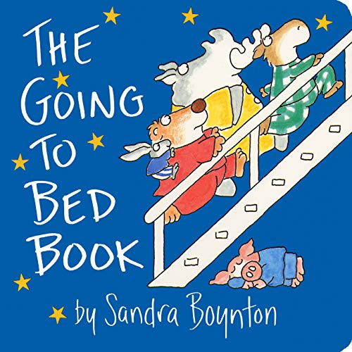 9780689870286: Going to Bed Book: Lap Edition (Board Books)