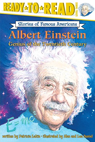 9780689870347: Albert Einstein: Genius Of The Twentieth Century
