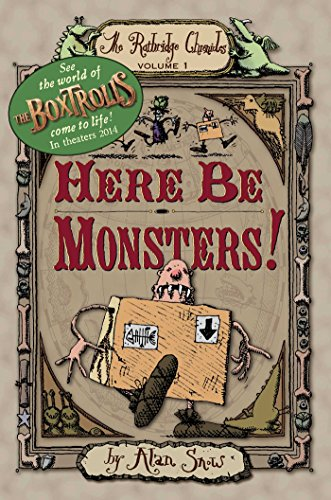 9780689870477: Here Be Monsters! (Ratbridge Chronicles)