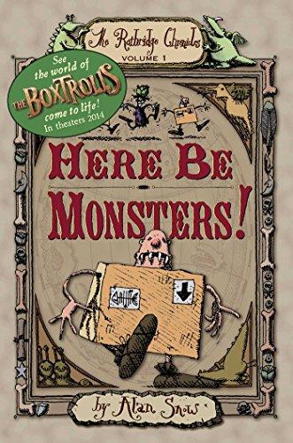 9780689870477: Here Be Monsters! (Ratbridge Chronicles)