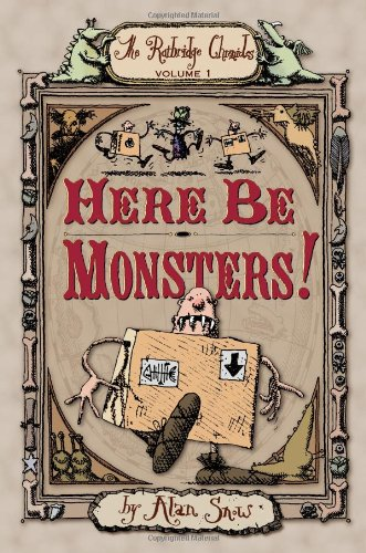 9780689870484: Here Be Monsters! (The Ratbridge Chronicles)
