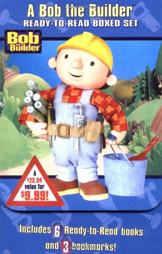 9780689870521: A Bob the Builder Ready-to-Read Boxed Set