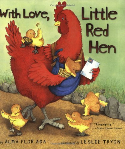 9780689870613: With Love, Little Red Hen