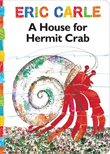 9780689870644: House for Hermit Crab (The World of Eric Carle)