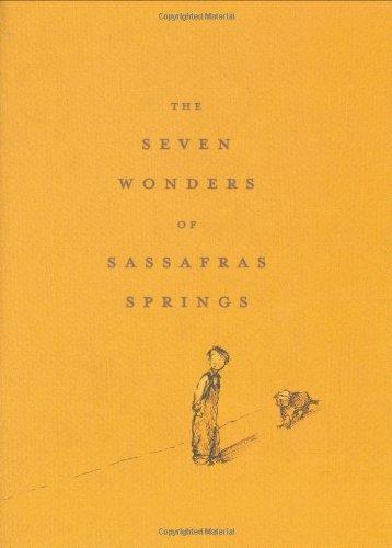 9780689871368: The Seven Wonders of Sassafras Springs