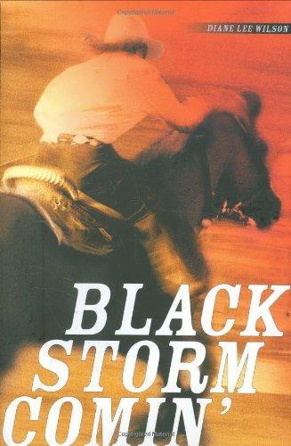 9780689871375: Black Storm Comin'