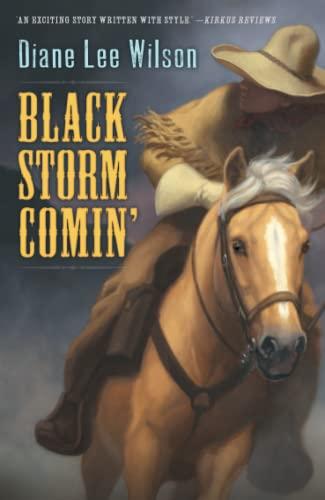 9780689871382: Black Storm Comin'