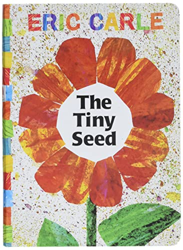 9780689871498: The Tiny Seed (The World of Eric Carle)