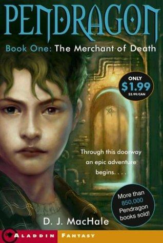 9780689871832: The Merchant of Death (Pendragon)