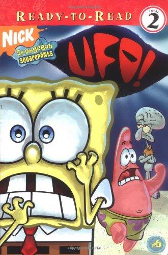 UFO! (Ready-To-Read Spongebob Squarepants - Level 2): Adam Beechen
