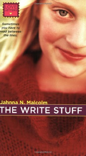 9780689872235: The Write Stuff (Love Letters)