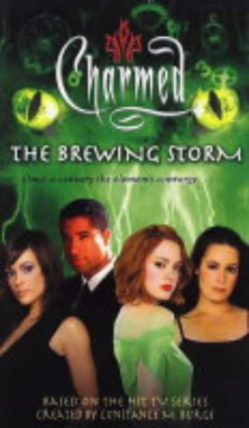 9780689872730: The Brewing Storm (Charmed)