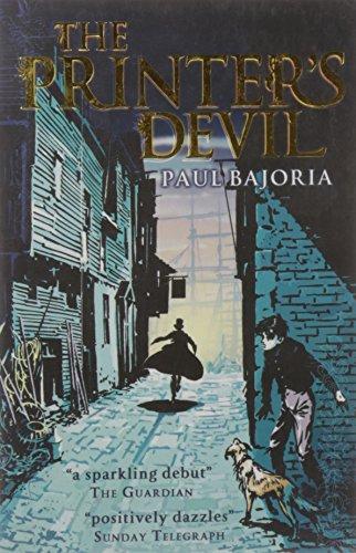 9780689872860: The Printer's Devil