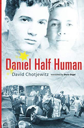 9780689872952: Daniel Half Human