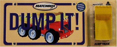9780689873164: Dump It!: (with dump truck) (Matchbox)