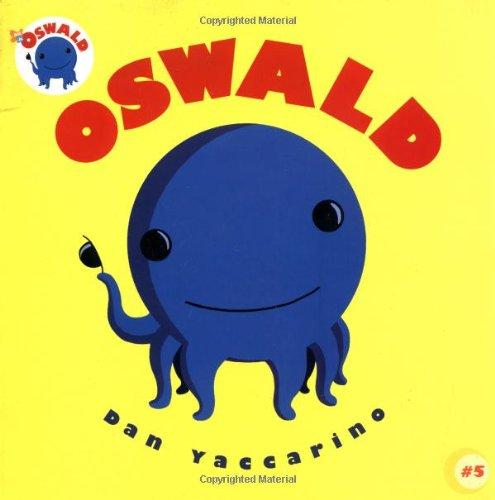 9780689873317: Oswald (Oswald (8x8))