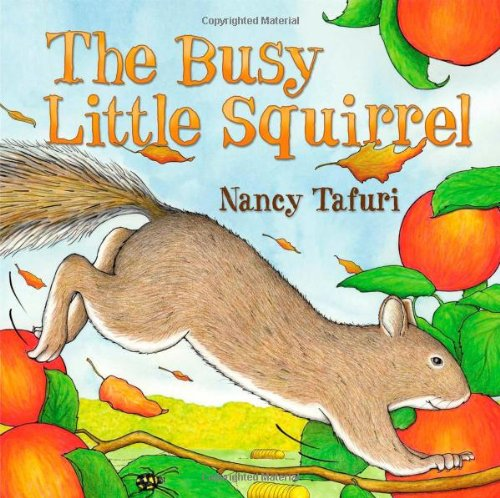 9780689873416: Busy Little Squirrel