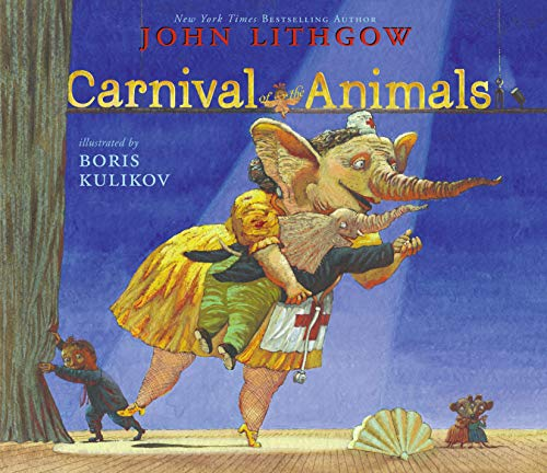 9780689873430: Carnival of the Animals