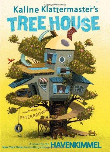 Kaline Klattermaster's Tree House: Kimmel, Haven