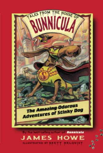 9780689874123: The Odorous Adventures of Stinky Dog (Tales From the House of Bunnicula)