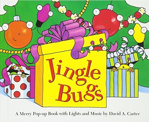 9780689874161: Jingle Bugs (David Carter's Bugs)