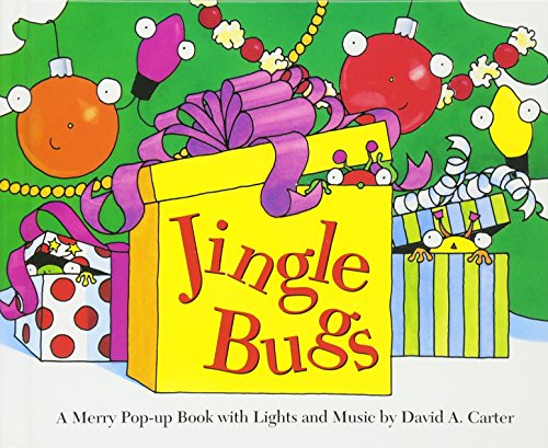 9780689874161: Jingle Bugs (David Carter's Bugs)