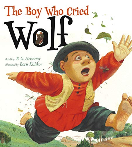 9780689874338: The Boy Who Cried Wolf