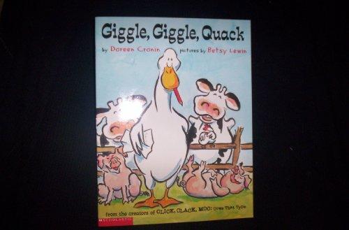 9780689874413: Giggle Giggle Quack