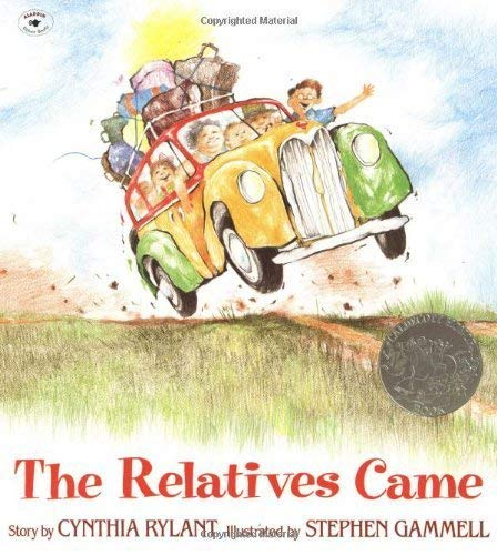 9780689874437: [The Relatives Came] [by: RYLANT]