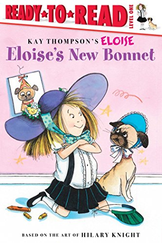 9780689874529: Eloise's New Bonnet (Ready-to-Read. Level 1)