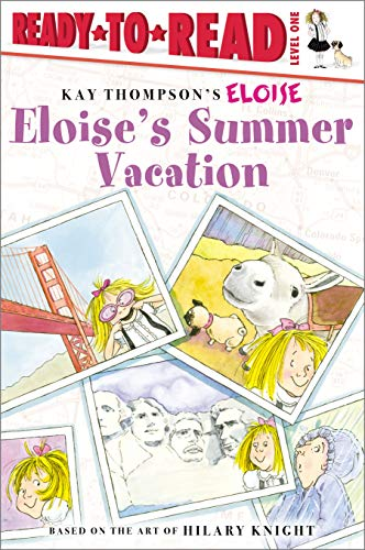 9780689874543: Eloise's Summer Vacation (Ready-to-Read. Level 1)
