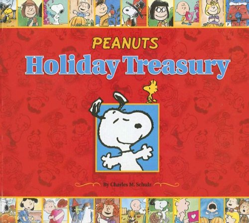 9780689874765: Peanuts Holiday Treasury