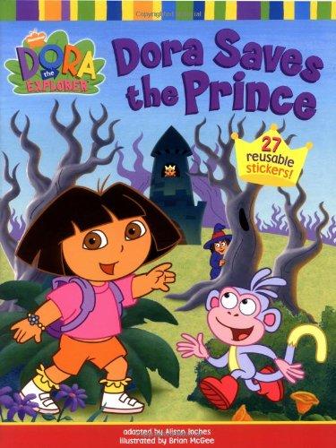 9780689874888: Dora Saves the Prince