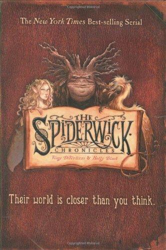 9780689875212: Spiderwick Box Set (Spiderwick Chronicle)