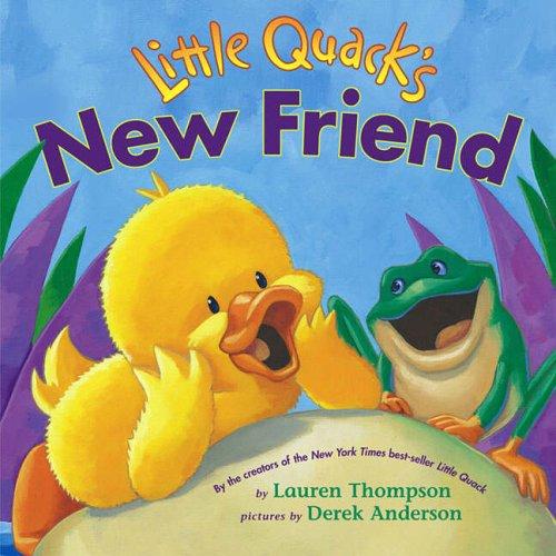 9780689875229: Little Quack's New Friend