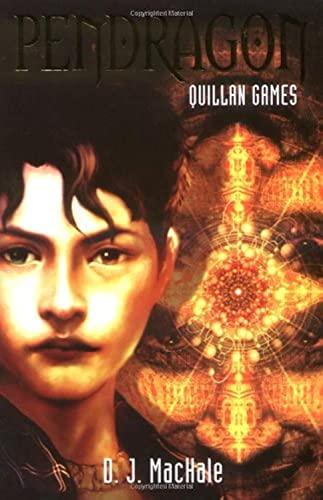 9780689875540: Quillan Games (Pendragon, No. 7)