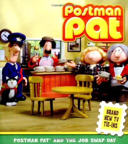 9780689875595: Postman Pat and the Job Swap Day