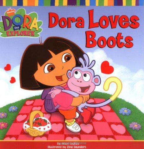 9780689875700: Dora Loves Boots