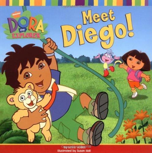 9780689875779: Meet Diego