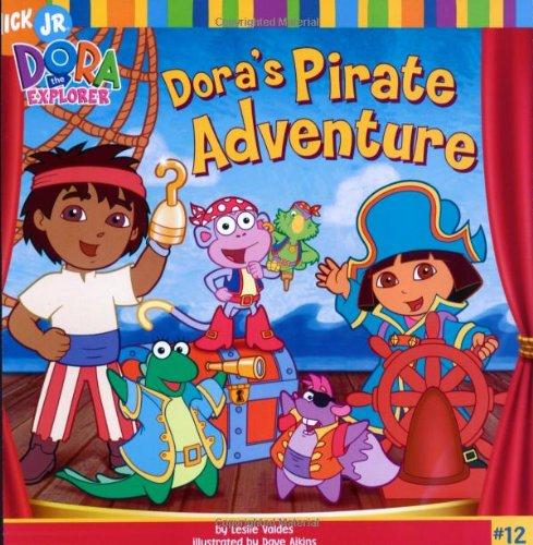 9780689875830: Dora's Pirate Adventure (Dora the Explorer (8x8))