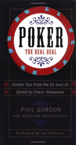 9780689875908: Poker: The Real Deal