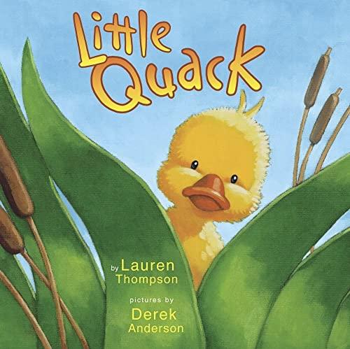 9780689876455: Little Quack (Classic Board Books)