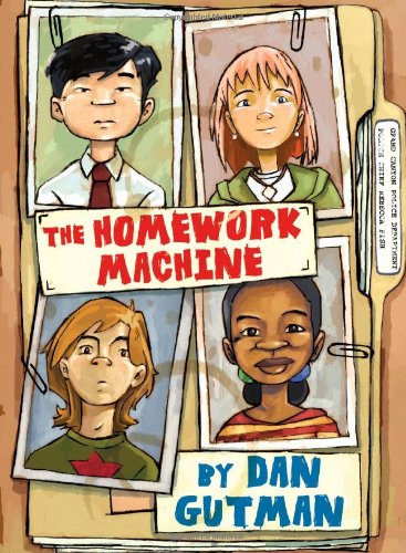 9780689876783: The Homework Machine
